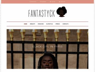 fantastyck.com screenshot