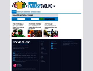 fantasy.road.cc screenshot