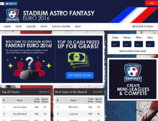 fantasy.stadiumastro.com screenshot