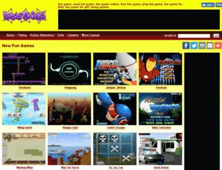 fantasyfungames.com screenshot