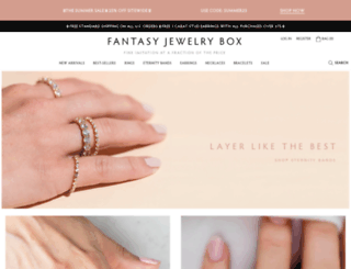 fantasyjewelrybox.com screenshot