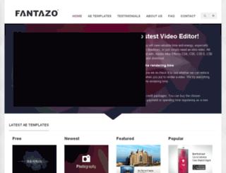 fantazo.com screenshot