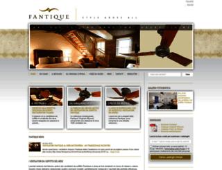 fantique.com screenshot