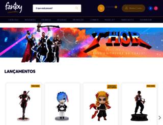 fantoy.com.br screenshot