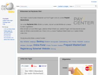 faq-mastercard.de screenshot