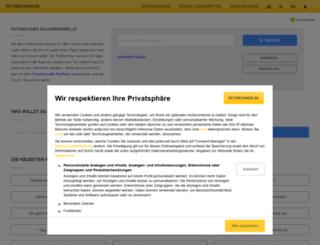 faq.fettrechner.de screenshot