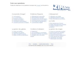 faq.zimagez.com screenshot