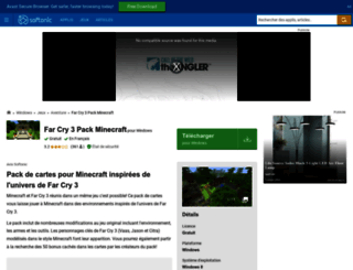 far-cry-3-pack-minecraft.softonic.fr screenshot