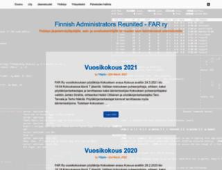 far.fi screenshot