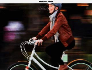 faradaybikes.com screenshot