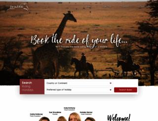 farandride.com screenshot