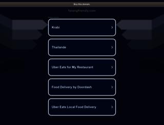 farangfriendly.com screenshot
