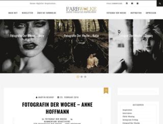 farbwolke.de screenshot