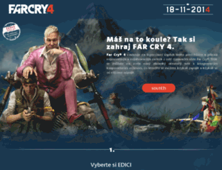 farcry-hra.cz screenshot