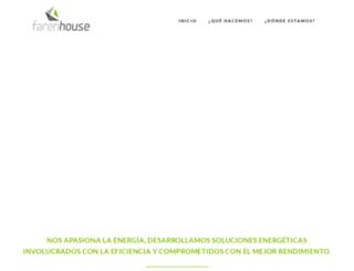 farenhouse.cl screenshot