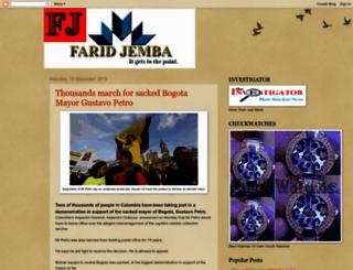 faridjemba.blogspot.com screenshot
