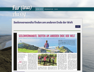 farinas-adventure.jimdo.com screenshot