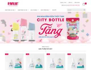 farlin.com.vn screenshot