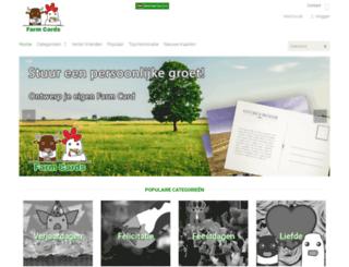 farm-cards.com screenshot