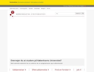 farmabib.ku.dk screenshot