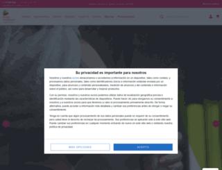 farmaconfianza.com screenshot