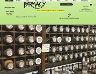 farmacynaturalfoods.com screenshot