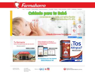 farmahorro.com.ve screenshot