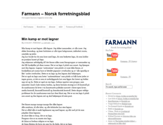 farmann.no screenshot