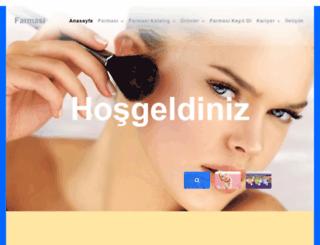 farmasin.com screenshot