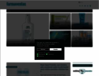 farmaventas.es screenshot