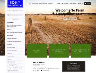 farmequipment24-7.com screenshot