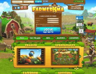 farmerama.com.br screenshot