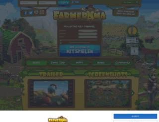 farmerama.de screenshot