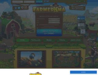 farmerama.pl screenshot