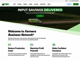 farmersbusinessnetwork.com screenshot
