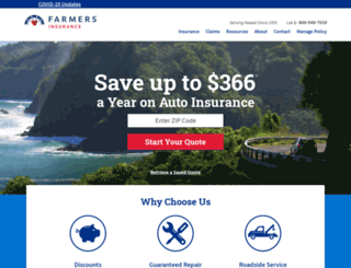 farmershawaii.com screenshot