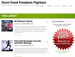 farmfoodfreedomfighters.ca screenshot