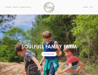 farmhouseparties.com screenshot