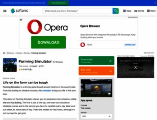 farming-simulator.hu.softonic.com screenshot