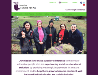 farmingforall.org.uk screenshot
