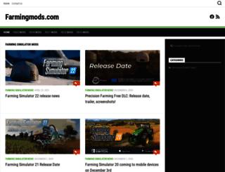 farmingmods.com screenshot