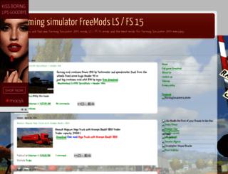 farmingsimulator2015mods.blogspot.ro screenshot