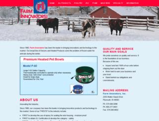farminnovators.com screenshot