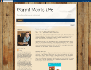 farmmomslife.blogspot.com screenshot