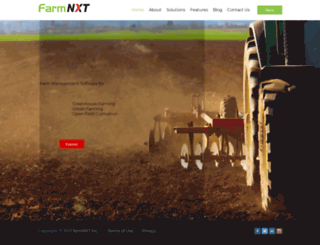 farmnxt.com screenshot