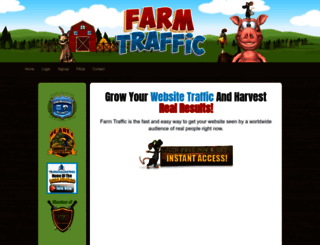 farmtraffic.com screenshot