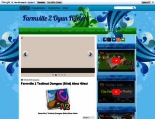 farmville2oyunhileleri.blogspot.com.tr screenshot