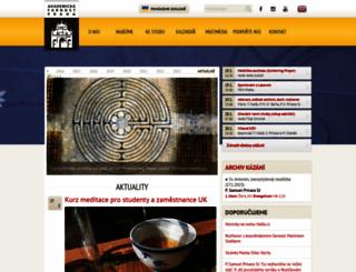 farnostsalvator.cz screenshot