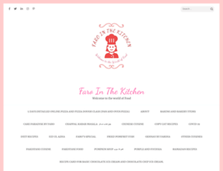 farointhekitchen.com screenshot