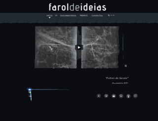 faroldeideias.com screenshot